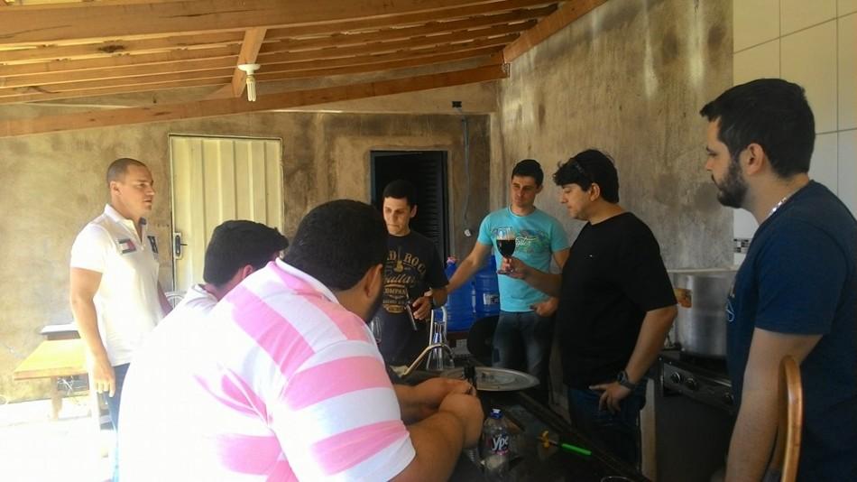 Realizado em Formiga o I Curso de Fabricação de Cerveja Artesanal