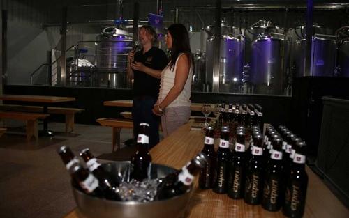 Cerveja artesanal Vadia aposta na ginja de Óbidos