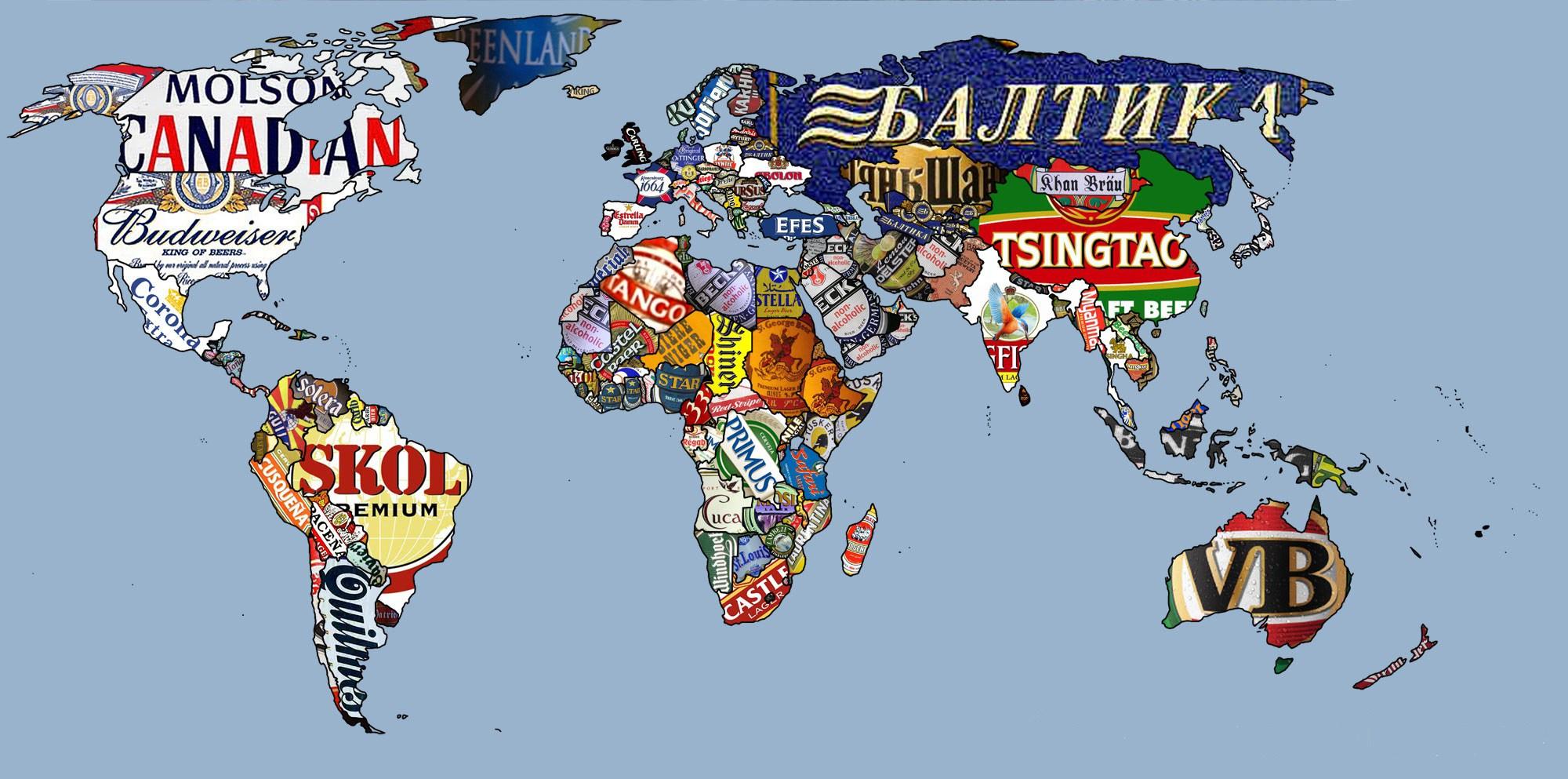 cerveja pilsen dominou o mundo